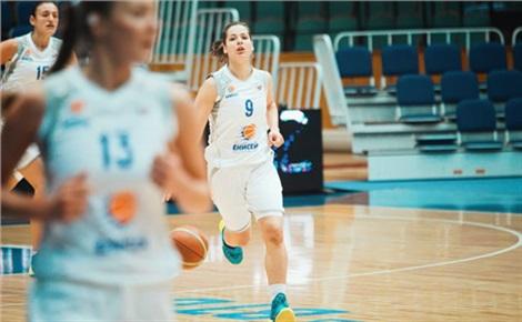 Баскетбол. ЖК «Енисей» - «УГМК» (Екатеринбург)