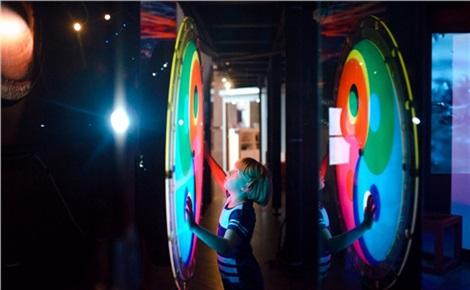 Экскурсия по музею науки Ньютон парк