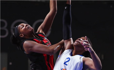Баскетбол: ЖБК «Енисей» – «Спарта энд К»
