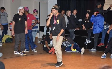 Хип-хоп pаrty
