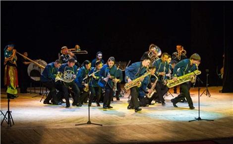 Духовой оркестр Правительства Республики Тува