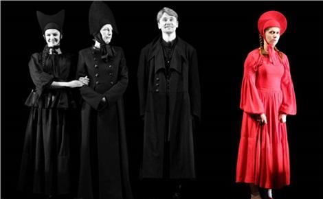 TheatreHD: Золотая маска: Гроза