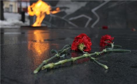 День памяти и скорби в музее Мемориал Победы
