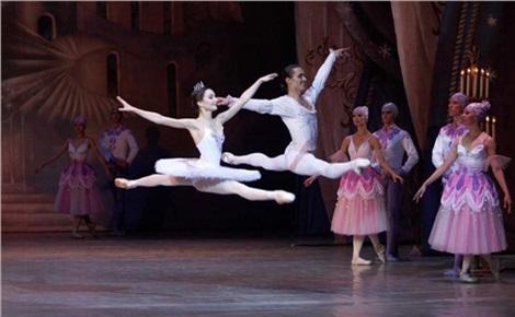 Балет «Щелкунчик» в Оперном