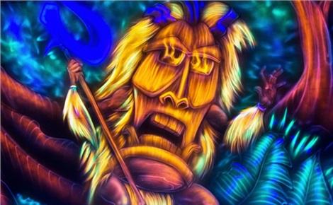 Хранители и шаманы. Легенда о любви