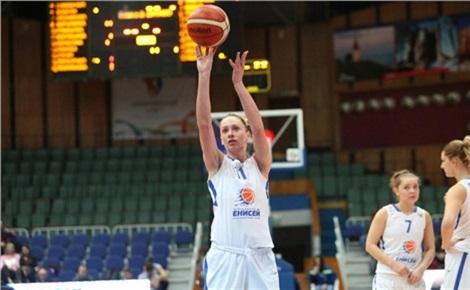 Баскетбол (женщины): «Енисей» - Good Angels (Кошице, Словакия)