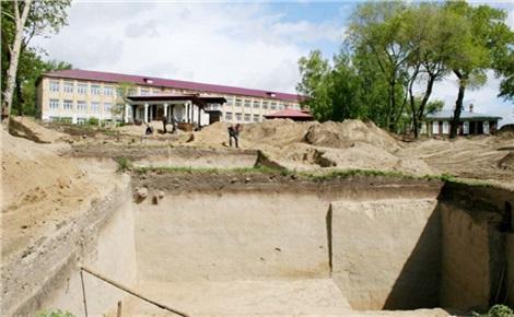 Памятники археологии в черте Красноярска и его окрестностях