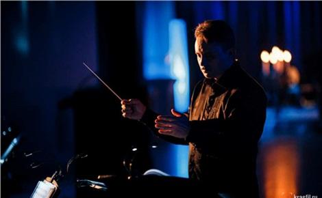 Игорь Монаширов и Русский оркестр филармонии