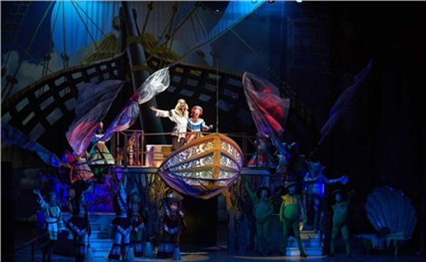 «Летучий корабль» в Музыкальном театре