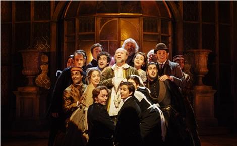 TheatreHD: RSC: Двенадцатая ночь
