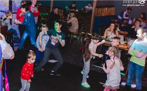 Детская вечеринка в дрыга-баре «Лошадка»