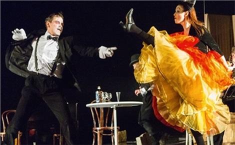 TheatreHD: Золотая маска: Барабаны в ночи