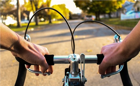 Велоэкскурсия для школьников по Красноярску