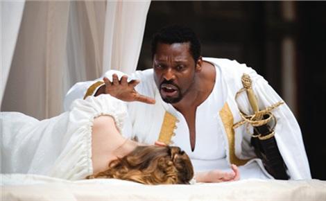 TheatreHD: Globe: Отелло