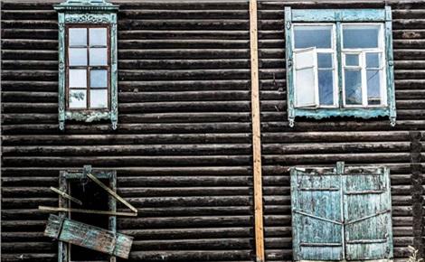 Окна Красноярска