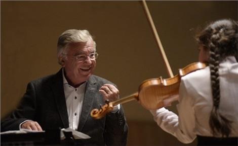 I Международный конкурс скрипачей Виктора Третьякова