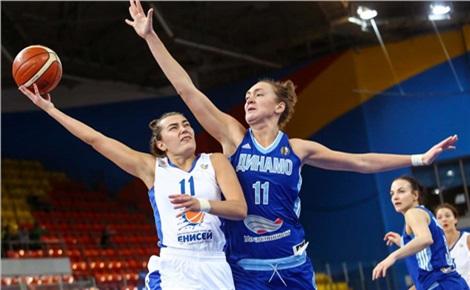 Баскетбол: ЖБК «Енисей» –  «Спартак» (Ногинск)