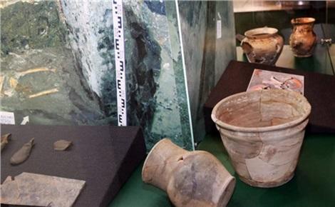 Древние жилища Приенисейской Сибири
