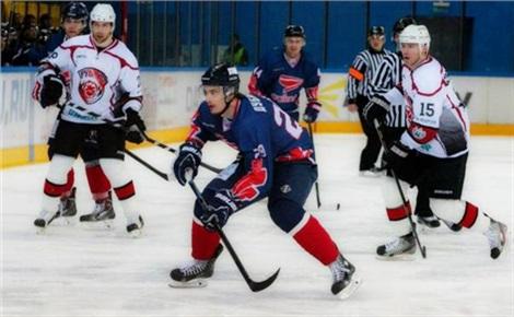 Хоккей: «Сокол» – «Горняк» (Учалы)