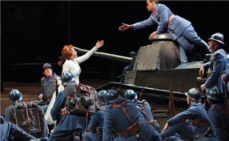 TheatreHD: Дочь полка