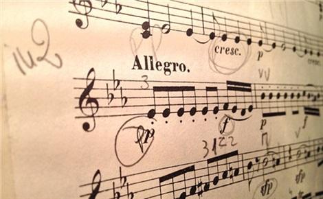 Музыка, пленяющая слух... Весь Моцарт — и лучезарный, и трагичный