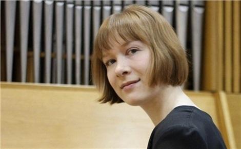 Марина Бадмаева (орган, Москва)
