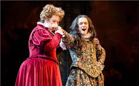 TheatreHD: RSC:  Укрощение строптивого
