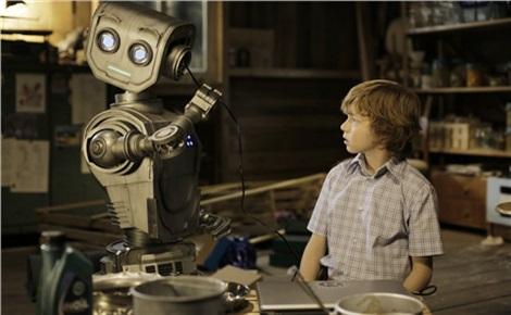 Мой друг Робот