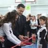 Премьер-министр Красноярского края открыл школу в селе Момотово (фото)