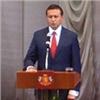 Эдхам Акбулатов торжественно вступил вдолжность мэра