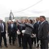 Лев Кузнецов проверил строительство красноярского онкоцентра