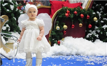 ВКрасноярске начали готовиться кНовому году