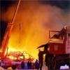 Навосстановление сгоревшего склада нефтепродуктов вЭвенкии нужно около 8млн рублей