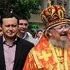 В Красноярске прошел крестный ход с иконой Преображения Господня