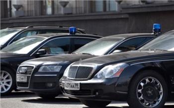 Машинам чиновников понизят класс