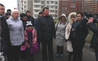 Развязка наКраснодарской-Воронова-Ястынской: работа над ошибками