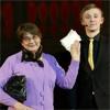 Победителям розыгрыша «Счастливое место» открасноярского театра Пушкина вручили призы