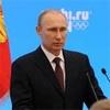 Путин вручил государственные награды красноярским олимпийцам
