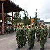 Военный спецназ будет тренироваться вКрасноярском крае