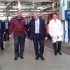 Вице-премьер пообещал «Красмашу» новые заказы иглубокую модернизацию
