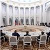 Путин встретился сизбранными губернаторами регионов России