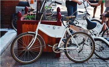 Стартап: Бесплатные велосипеды