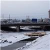 Мост через Качу вКрасноярске закроют наремонт вночь на4марта