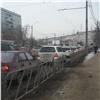Причиной пробок узакрытого моста через Качу назвали «человеческий фактор»