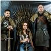 Красноярцы посмотрели первые серии «Игры престолов» набольшом экране