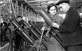 Заводы, рождённые войной