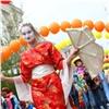 Детский карнавал вКрасноярске оставят напроспекте Мира