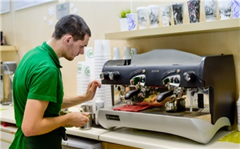 Стартап: сеть кофеен Greenhouse