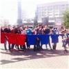 Молодые красноярцы подписали обещания вести здоровый образ жизни