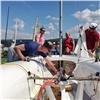 Компания «НБС-Сибирь» подарила яхт-клубу Железногорска три парусника